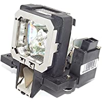 eWos PK-L2210UP-001 Lamp with Housing for DLA-X3, DLA-RS40, DLA-RS45, DLA-X30, DLA-RS40U, DLA-X70R, DLA-VS2100NL, DLA-X90R, DLA-X7, DLA-X30BU, RS4800 Projectors