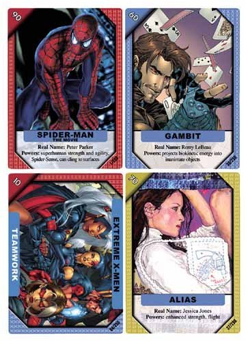Box Series 2 Booster - Marvel 2002 Recharge Series 2 Booster Box (36 Packs/Box) Collectible Card Game