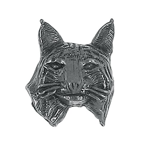 Bobcat Pewter Lapel Pin