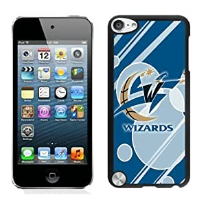 New Custom Design Cover Case For iPod Touch 5th Generation Washington Wizards 12 Black Phone Case