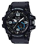 Casio GG1000-1A8 Mudmaster Mens Watch Black 55.3mm Resin