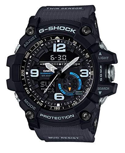 Casio G-Shock Mudmaster Watch GG1000-1A8 WT (Best G Shock Mudmaster)