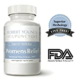 Women's Relief • Best Herbal PMS Relief, Menstrual Cramp Relief & Menstrual Pain Relief • Natural Menstrual Remedy • PMS Relief • PMS Pills • Period Cramps Supplement • Period Pain