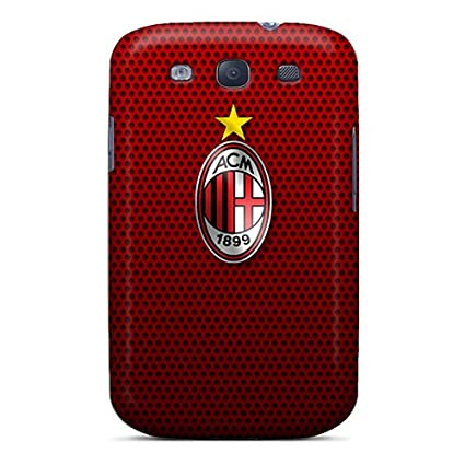 Amazon.com: New Galaxy S3 Case Cover Casing(ac Milan 5 ...