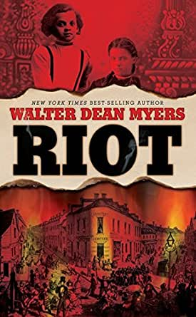 Amazon riot ebook walter dean myers kindle store digital list price 999 fandeluxe Image collections