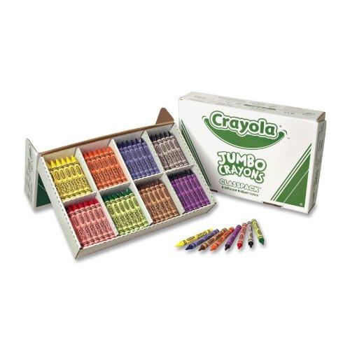 Crayola 528389 Classpack Crayons Colors