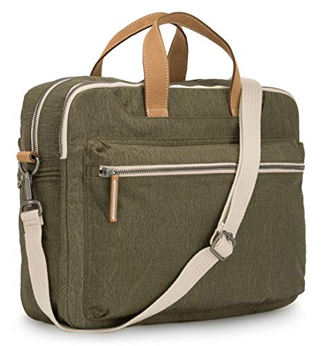 Urban Edgeland Working Open Eyes Kipling Khaki Wide Khoto Bag 6ZwzWxf