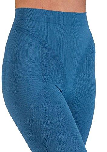 Pantaloncito corto anti-celulitis, tratados con nanopartículas de plata Jeans
