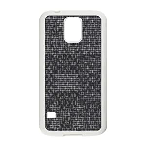 Fishnet Moonshade Samsung Galaxy S5 Cell Phone Case White phone component RT_251752