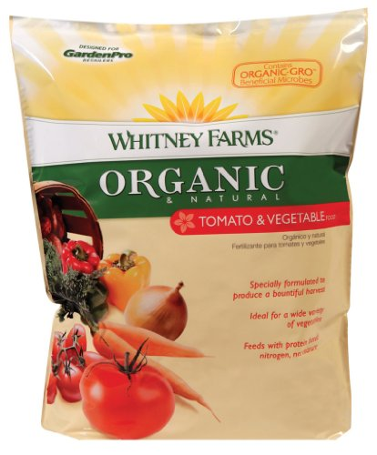 Scotts Whitney Farms Organic and Naturl 15# Tomato and Ve...