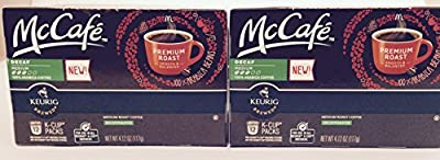 Mccafé Decaf Premium Roast K-cup Packs, 4.12 Oz - 12 Count (2-pack) = 24 Total Count