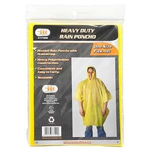 IIT 77500 Heavy Duty Rain Poncho