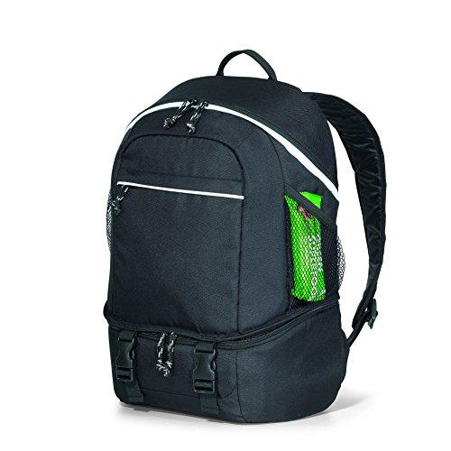 Summit Backpack Cooler Bag Black