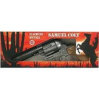 Schrödel - 2052543 - Pistolet - Colt 12 Coups - Samuel Antique - 27 Cm