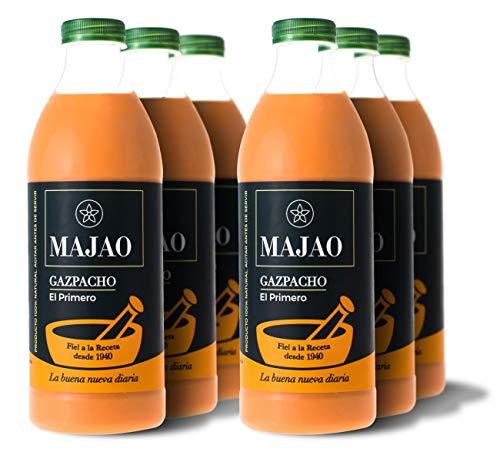 Gazpacho Majao – El Primero – Pack 6x1L: 6L