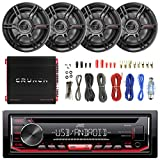 Best JVC Amps For Cars - JVC KD-R480 Car Stereo CD Player Receiver Review