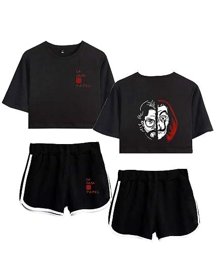 La Casa de Papel Camiseta y Pantalon, Chándal La Casa de ...