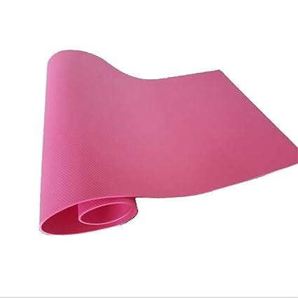 Antideslizante Alfombrilla de yoga EVA de 4 mm ...