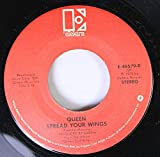 Queen 45 RPM Crazy Little Thing Called Love / Spread Your Wings