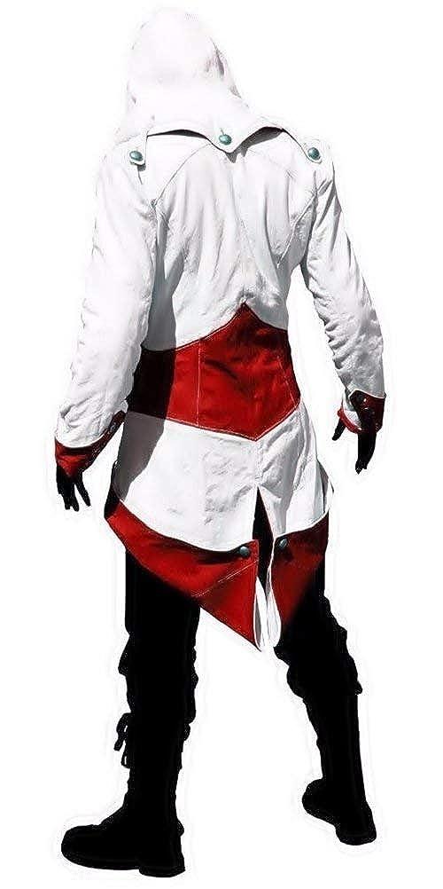 Travestimento Halloween Uomo Cosplay Inception Pro Infinite Giacca Cosplay Credo dell Assassino Carnevale
