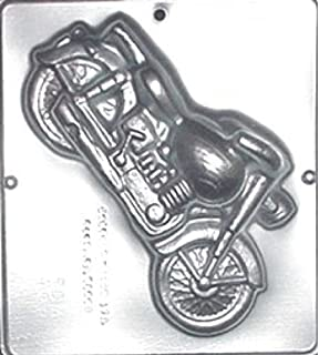 Motorcycle Lollipop Chocolate Candy Mold  250 NEW