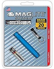 Mag-Lite Solitaire mini-zaklamp, blauw, 8 cm