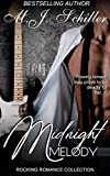 MIDNIGHT MELODY (ROCKING ROMANCE COLLECTION Book 5)