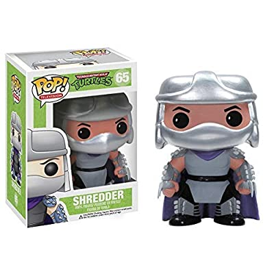 Funko POP Television TMNT Shredder Vinyl Figure: Funko Pop! Television:: Toys & Games