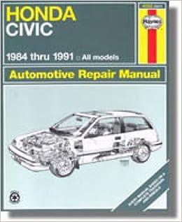 2004 civic repair manual