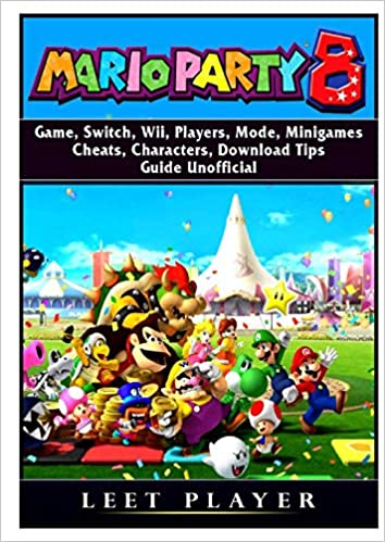 Super Mario Party 8 Game, Switch, Wii, Players, Mode, Minigames ...