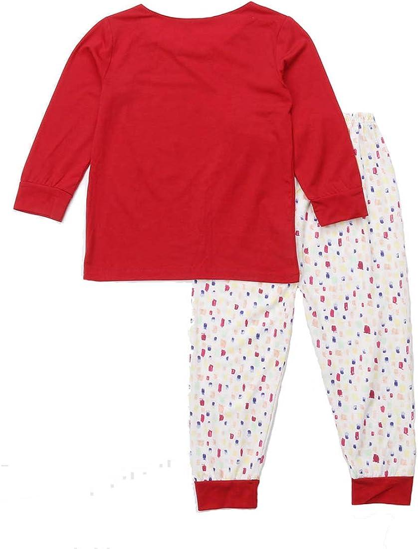 Pantaloni Biancheria da Notte 2 Pz Bambini Pigiama Satin Camicia