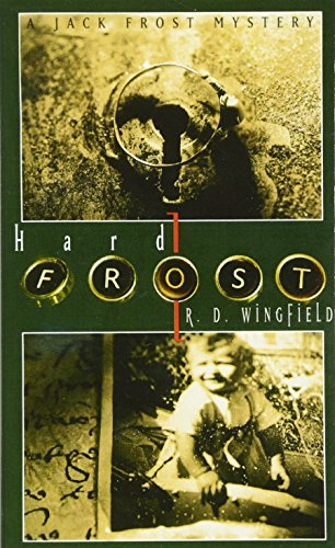 book cover of Hard Frost