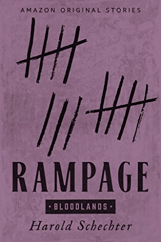 Rampage (Bloodlands collection) cover