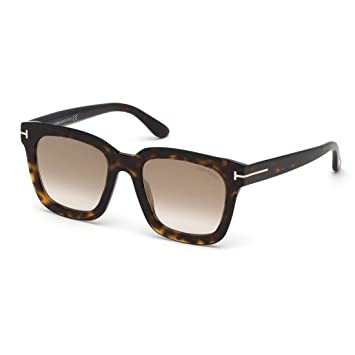 Gafas de Sol Tom Ford SARI FT 0690 DARK HAVANA ...