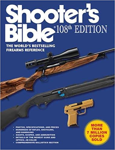 'TOP' Shooter's Bible, 108th Edition: The World's Bestselling Firearms Reference. recently nuestros answers Become Session Teaching ImmForm