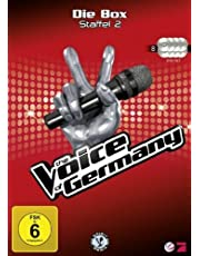 The Voice of Germany, Staffel 2 - Die Box [8 DVDs] [Limited Edition]