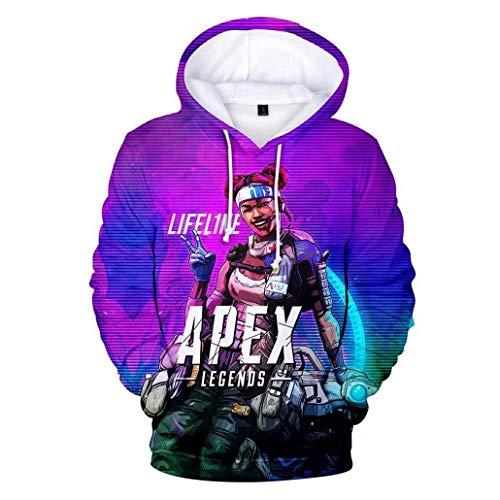 Apex Legends Hoodie - Purple (M) -