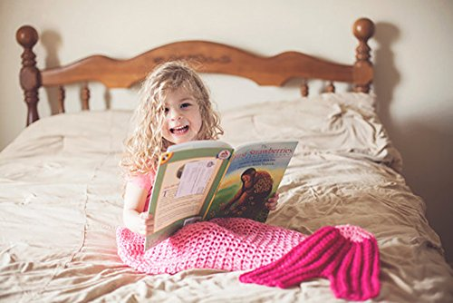 Big girl mermaid tail crochet pattern