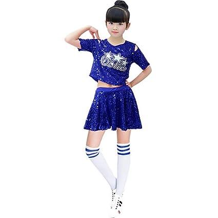 92bbc6c97 Amazon.com   Jian E-  Dance Wear-Sequins Children s Men and Women s ...