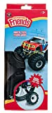 Schwinn SW77569-4 Monster Truck Training Wheels