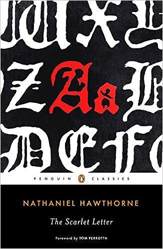 The Scarlet Letter Penguin Classics Amazonde Nathaniel Hawthorne Nina Baym Fremdsprachige Bucher