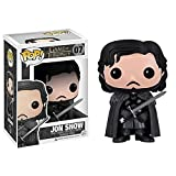 FUNKO Pop! TV: Game of Thrones - Jon Snow Collectible figure Pop! TV: Game of Thrones - figuras de acción y de colección (Collectible figure, Movie & TV series, Pop! TV: Game of Thrones, Multicolor, Vinilo, Caja)