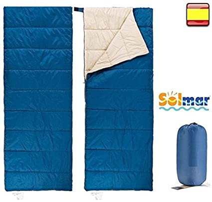 Saco de Dormir Camping Acampada Senderismo Bolsa de acampar Aire libre Pesca 170x70