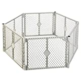 NORTH STATES SUPERYARD XT Baby/Pet Gate & Play Yard