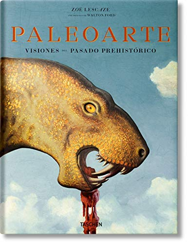 Prehistoric Animals Card - Paleoart. Visions of the Prehistoric Past