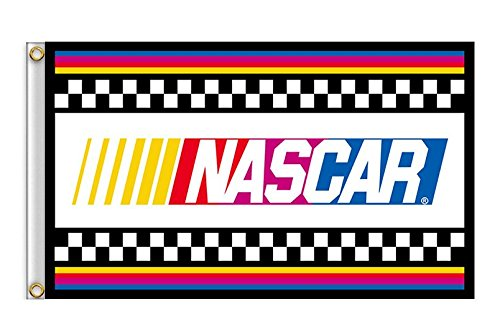 Hemore Nascar Racing Flag - Large Nascar Racing Flags - Nasc