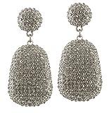 Shabana Khan Women's Pave Jordan Earrings