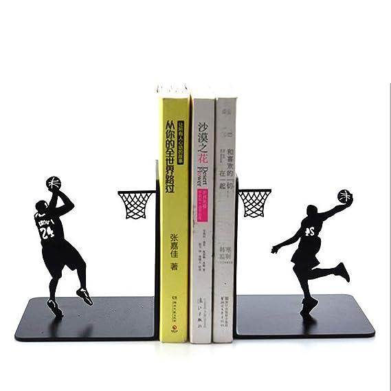 Librerías Archivadores Sujetalibros Moda Cool Metal Stopper Holder ...