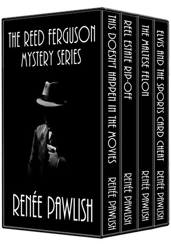 The Reed Ferguson Series: Box Set 1-3 (A Private Investigator Mystery Series - Crime Suspense Thriller Boxset)