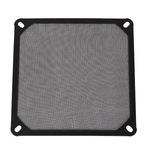 140mm PC Computer Case Fan Dustproof Dust Filter Mesh Met...